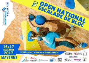 Open National de Mayenne @ Espace Paragot Bérardini, Complexe Sportif Jules Ferry