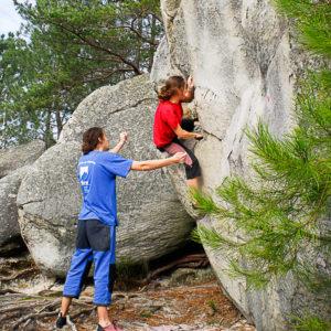 Sortie à Fontainebleau (77) @ Site d'escalade de Fontainbleau