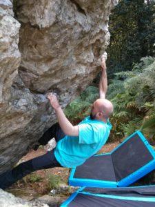Sortie au Rocher du Blaireau (35) @ Site d'escalade du Blaireau
