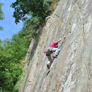 Sortie au Mont-Dol (35) @ Site d'escalade du Mont Dol