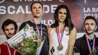 Les champions de France 2019